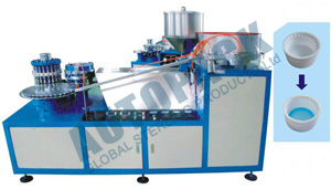 Cap Lining Machines Manufacturers Suppliers And Exporters