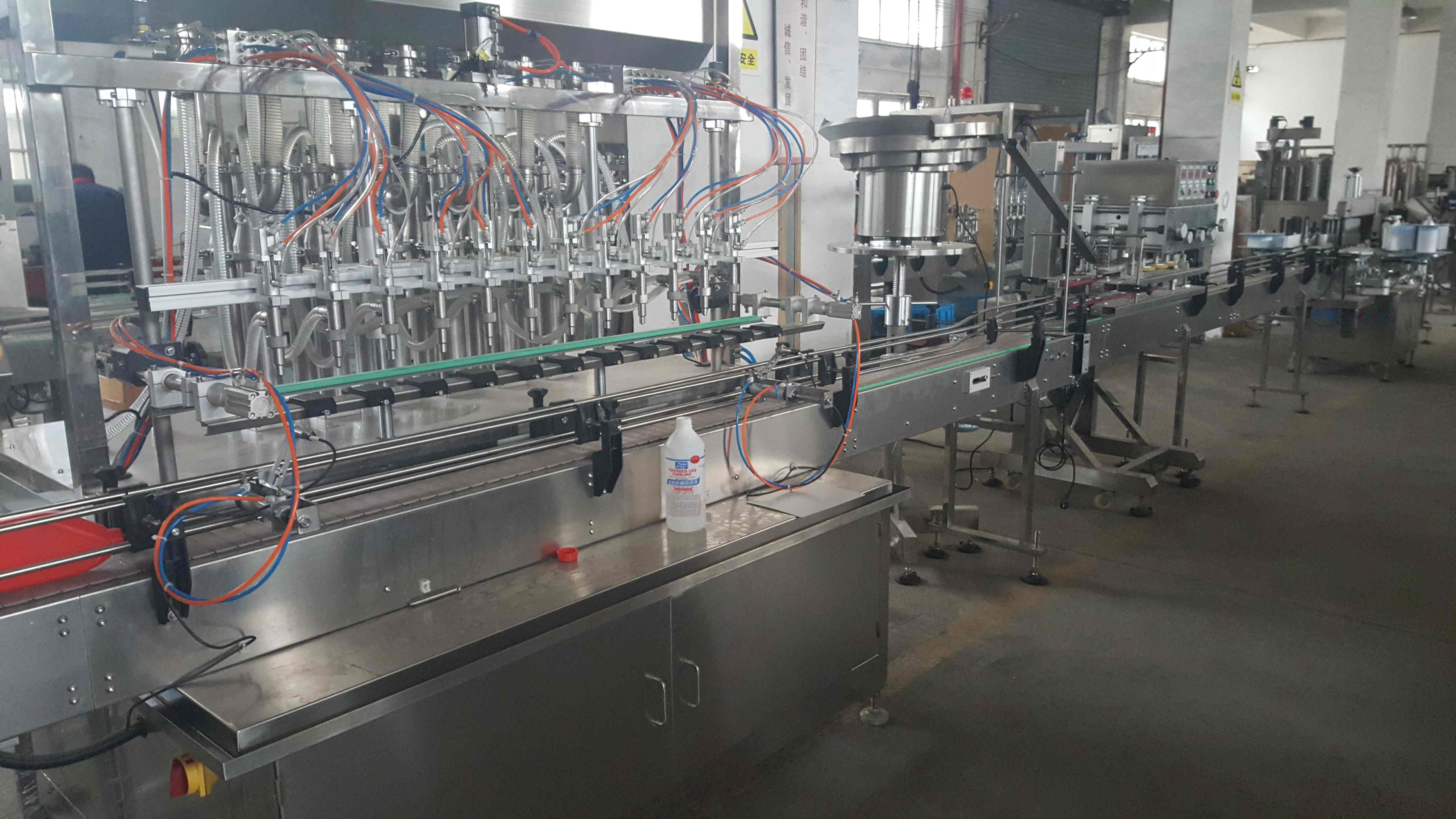 Automatic Oil Filling Autopack Global